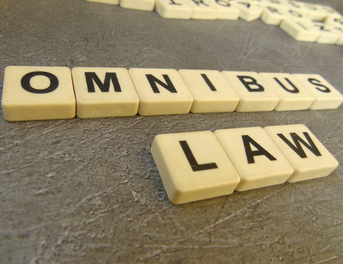 omnibus law perpajakan