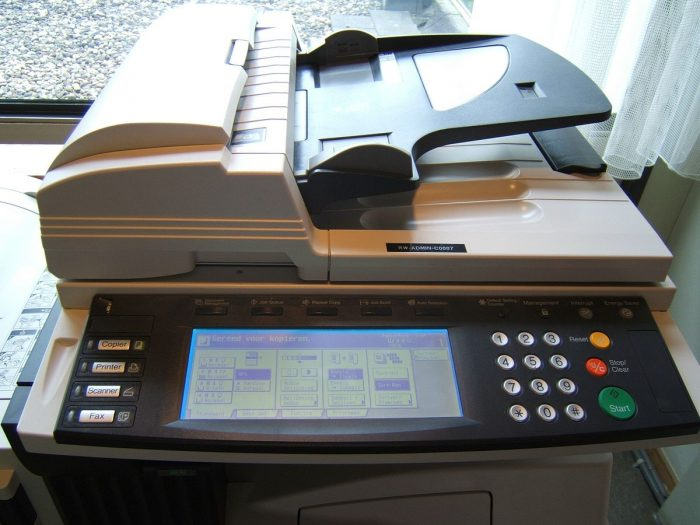 sewa mesin fotocopy dipotong pajak